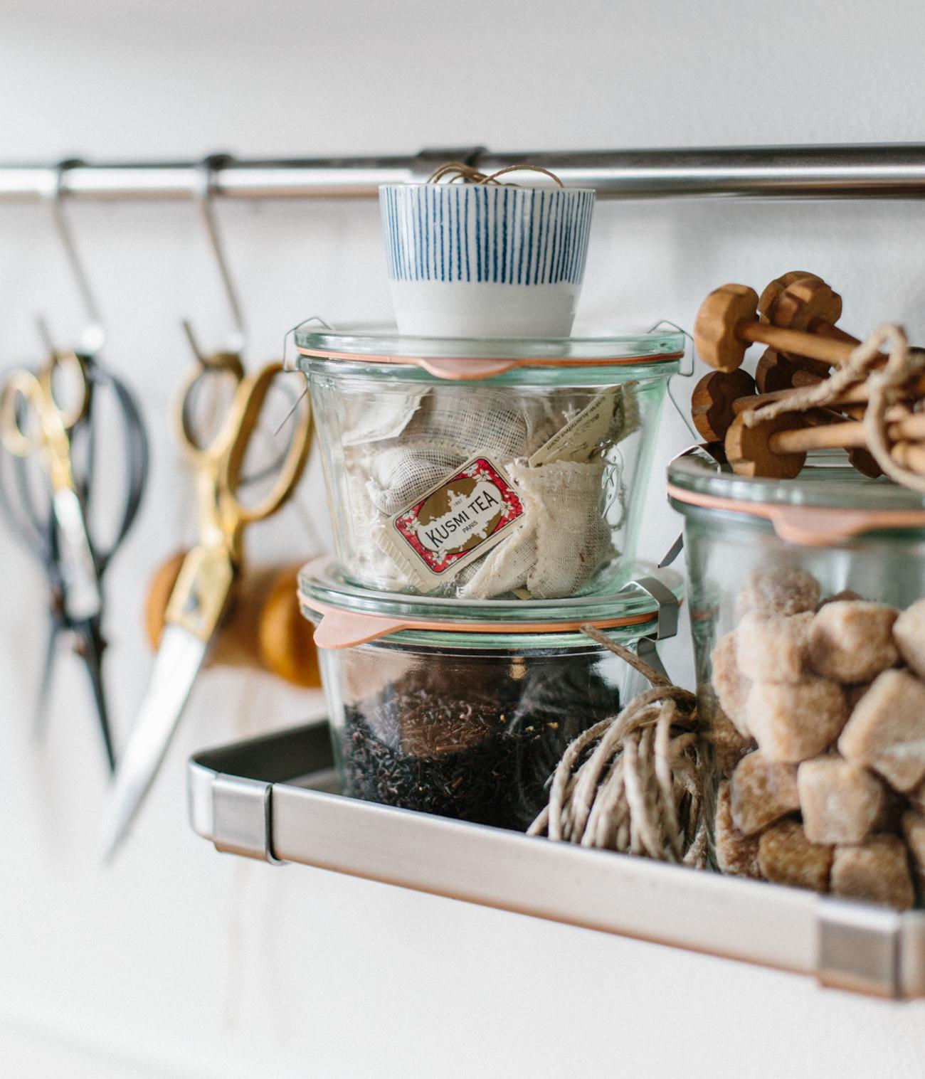 Heather Bullard | Tea Shelf