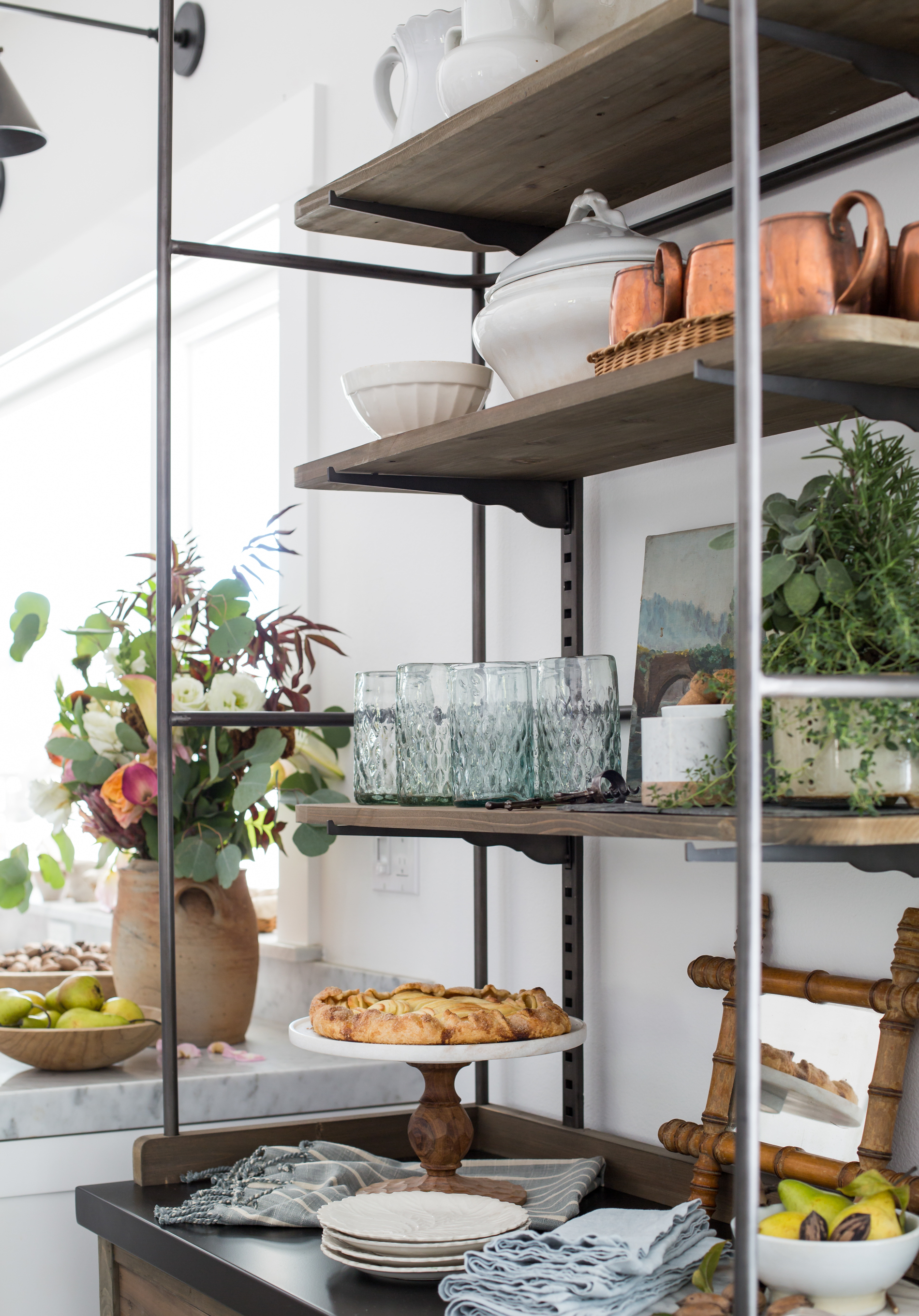 Heather Bullard | French Display Cabinet