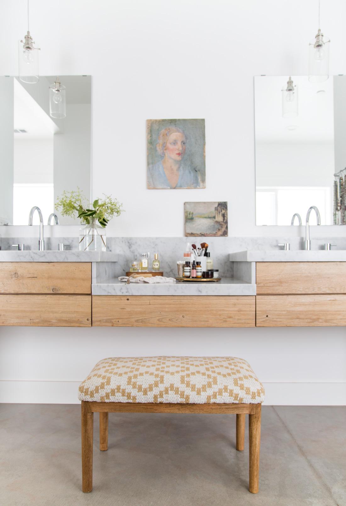 Heather Bullard   Marble Wood Vanity-2-2