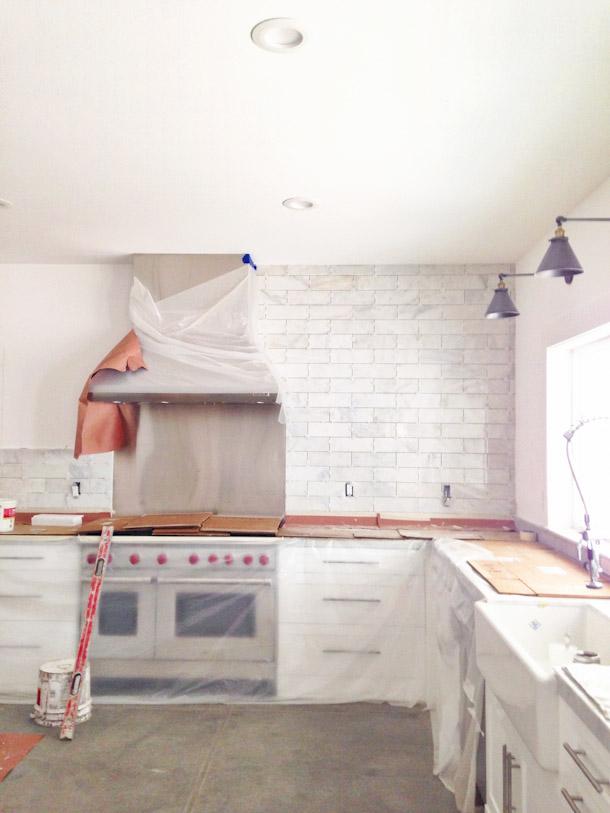 Heather Bullard Kitchen Install-10