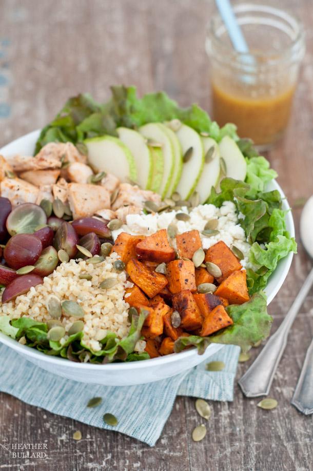 Harvest Salad | Heather Bullard-101