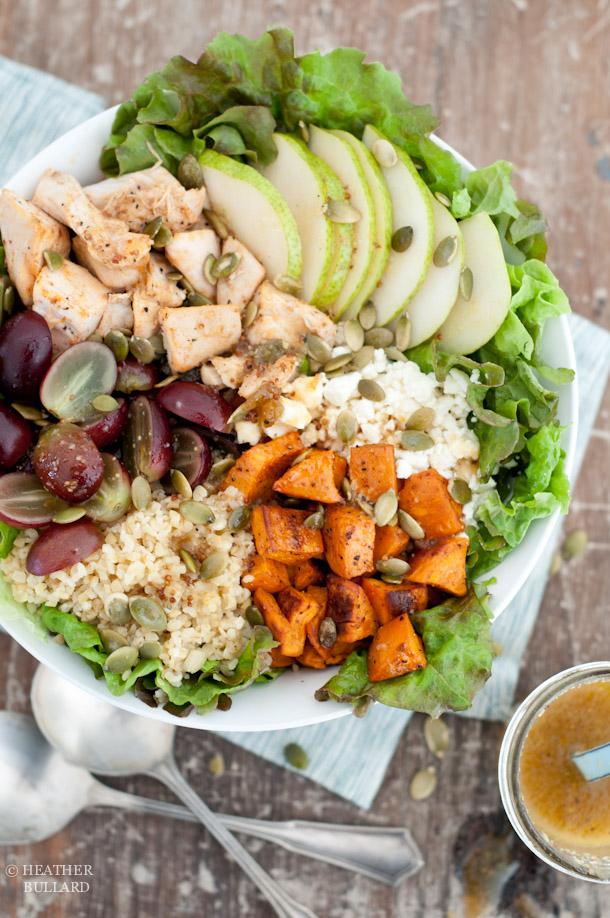 Harvest Salad | Heather Bullard-103
