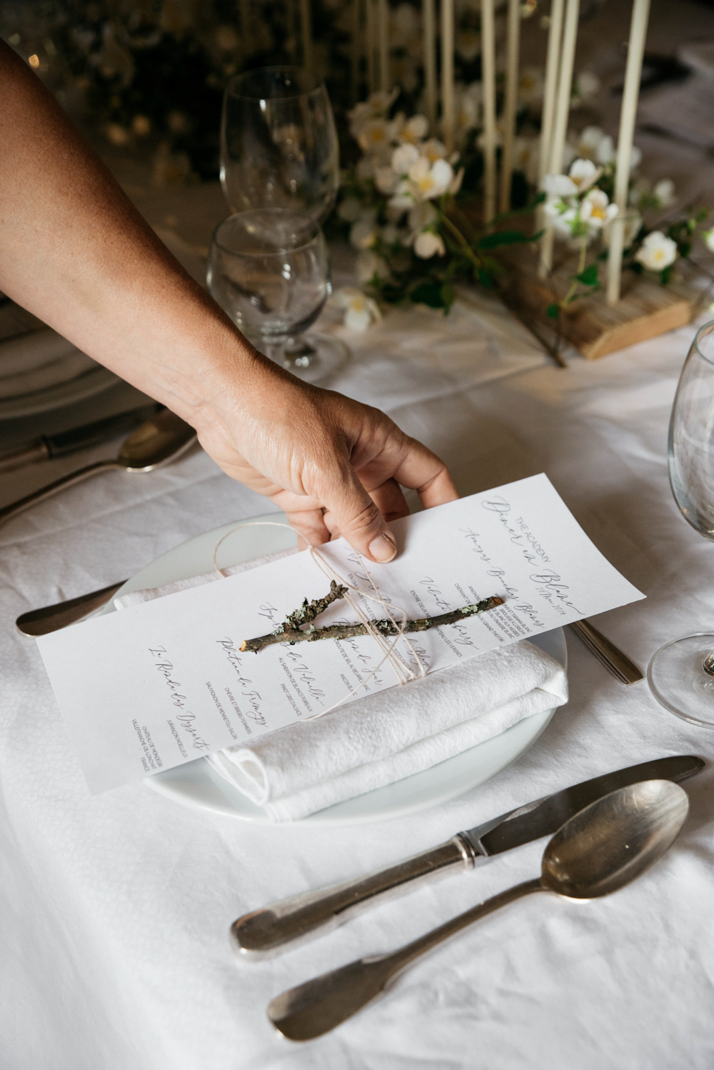 The Academy France - Styling and Photography Workshop for Creatives | Diner en Blanc