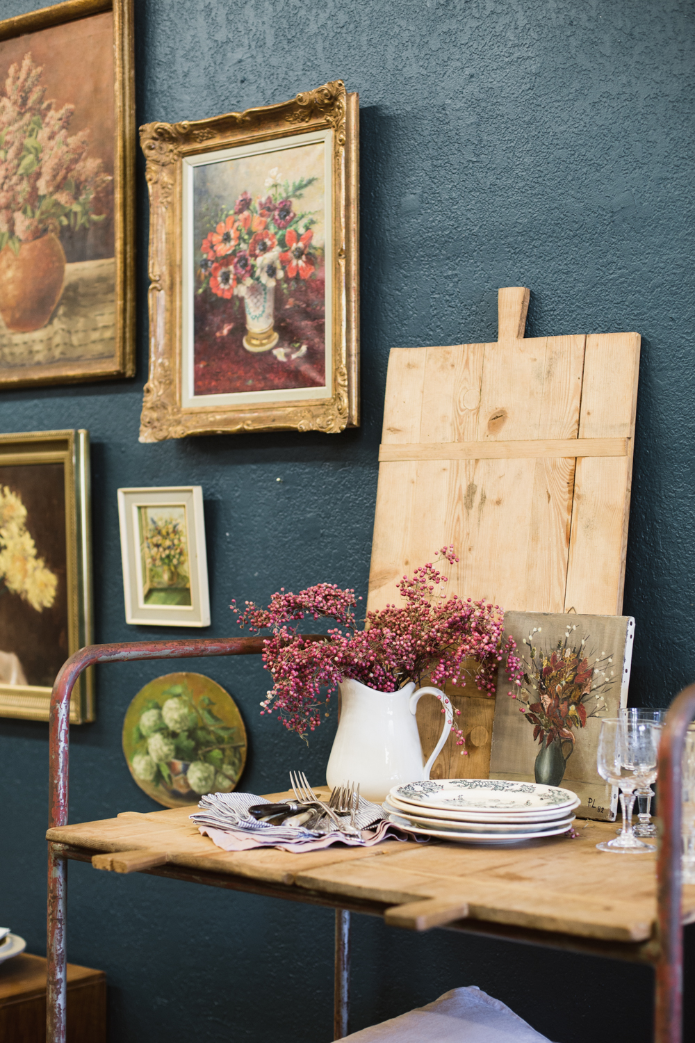Style Sessions - Prop Styling Workshop with Heather Bullard