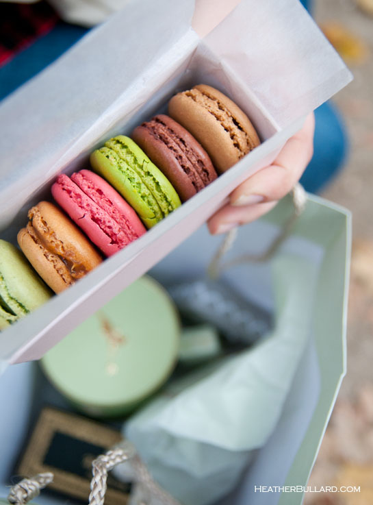 Parisian Confections | Heather Bullard