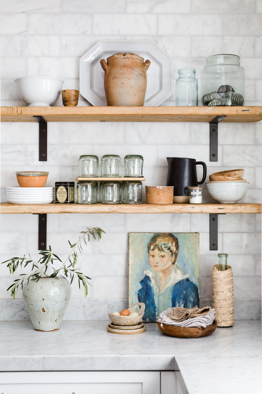 Heather Bullard | Shelf Styling Guide