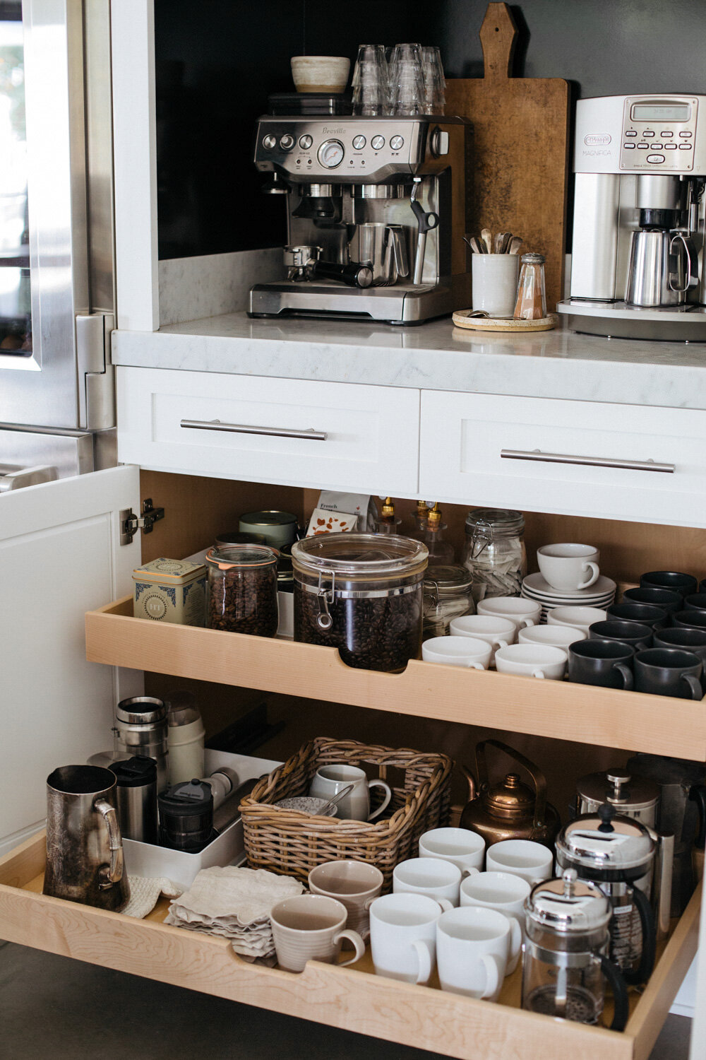 Coffee Station Ideas Heather Bullard