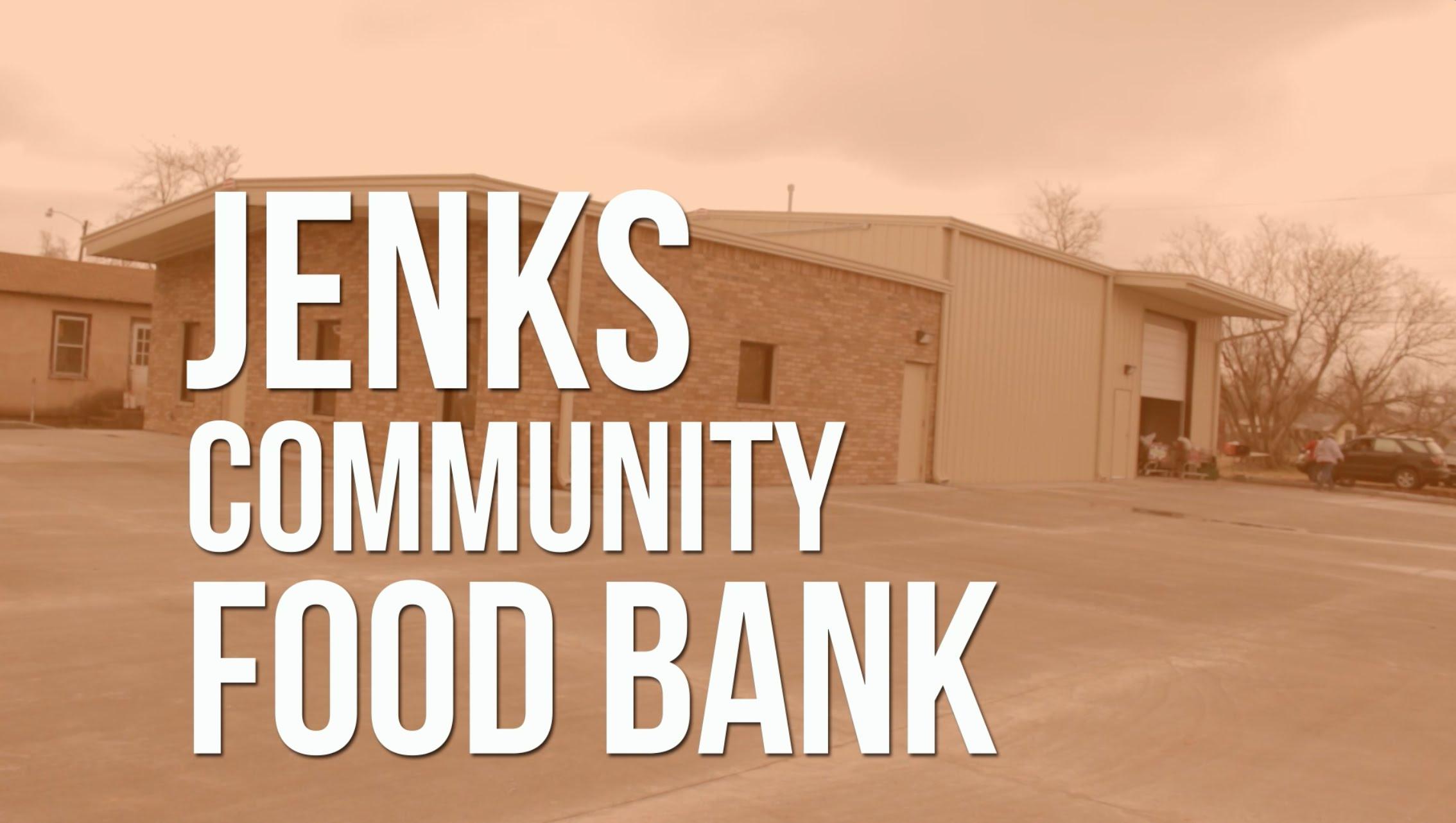 Jenks Community Food Bank