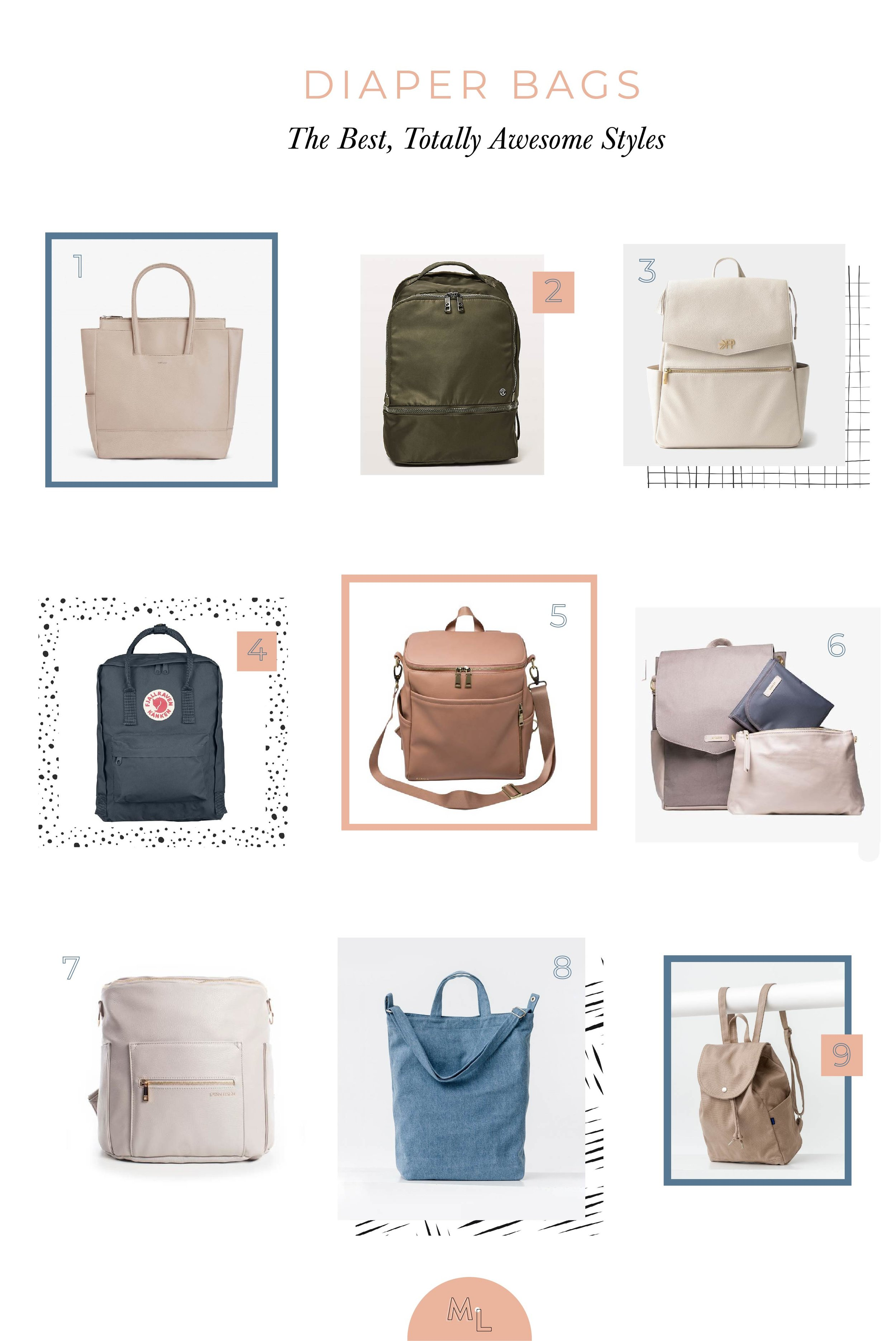 The Best Totally Awesome Diaper Bags