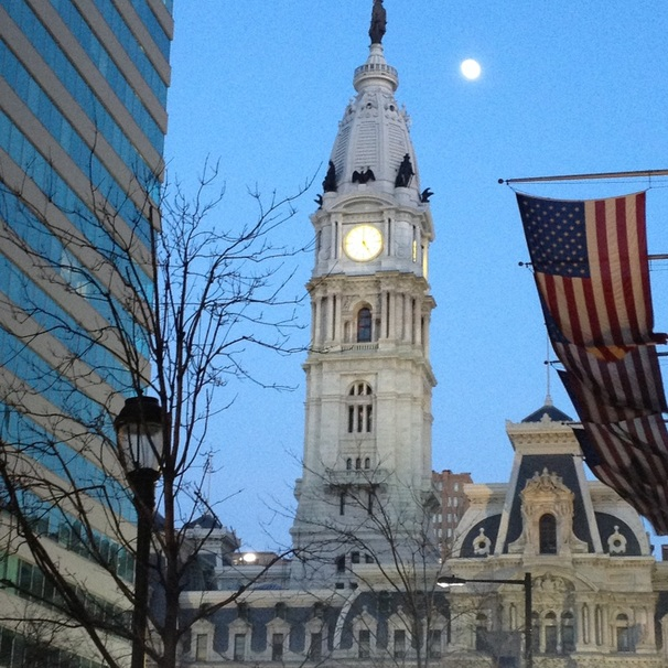 Philadelphia, courtesy of Adele Ruosi