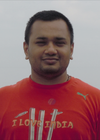 Pratikkumar Dhuvad   Former graduate student, 2015  Continued to work with Dr. Xifan Wu as a graduate student focused on non-CCDM projects