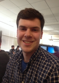 Gabriel Plummer   Former undergraduate student, 2015