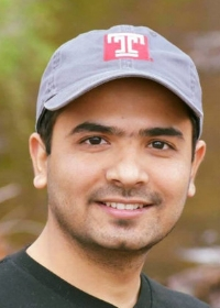 Kamal Wagle   Former graduate student  Continued to work with Dr. John Perdew as a graduate student on non-CCDM projects