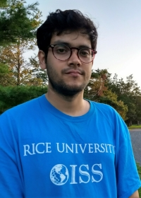 Rishab Dutta   Graduate Student  Rice University