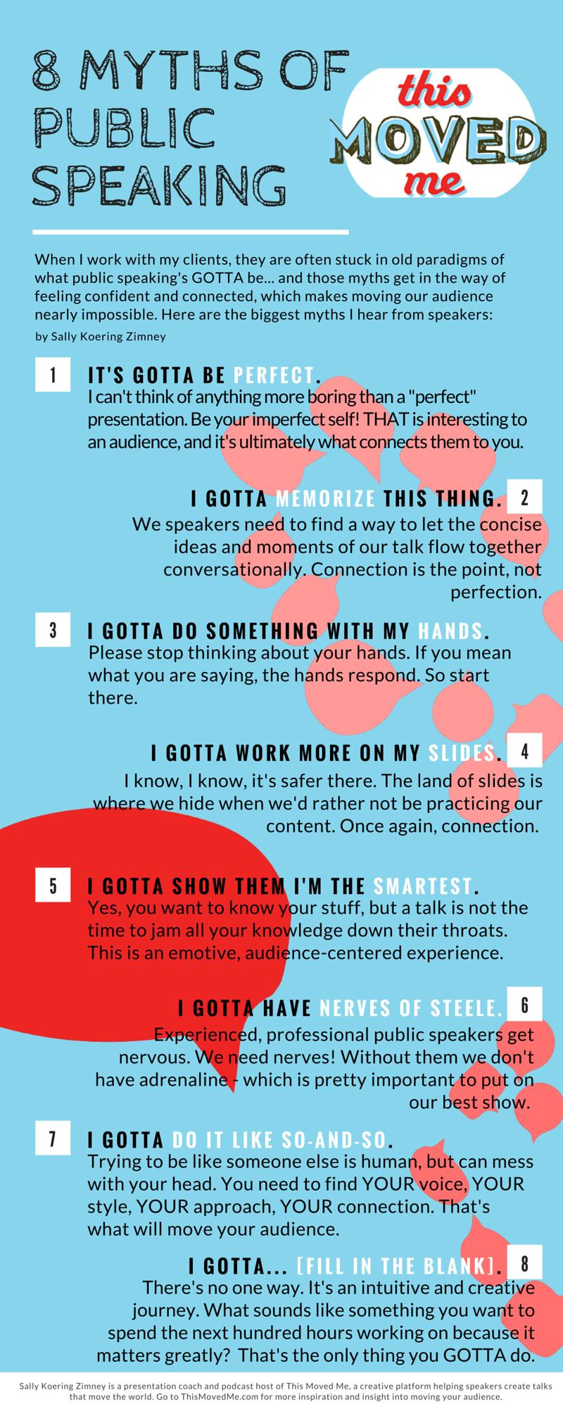 TMM 8 Myths of Public Speaking