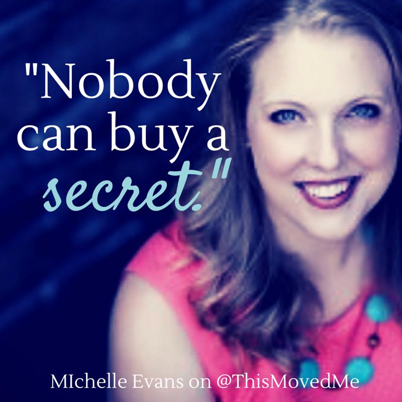 TMM Michelle Evans Quote