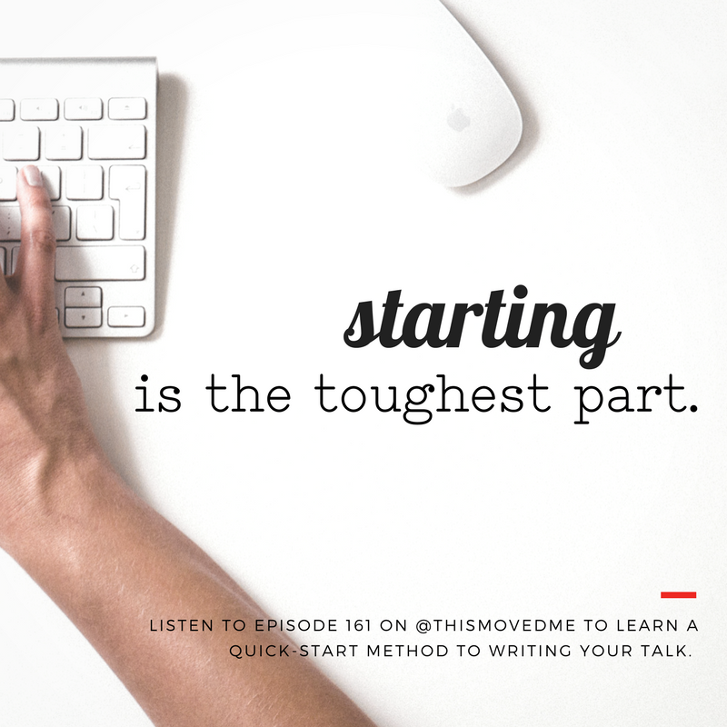 161 Quick Start Guide to writing Your Talk.png