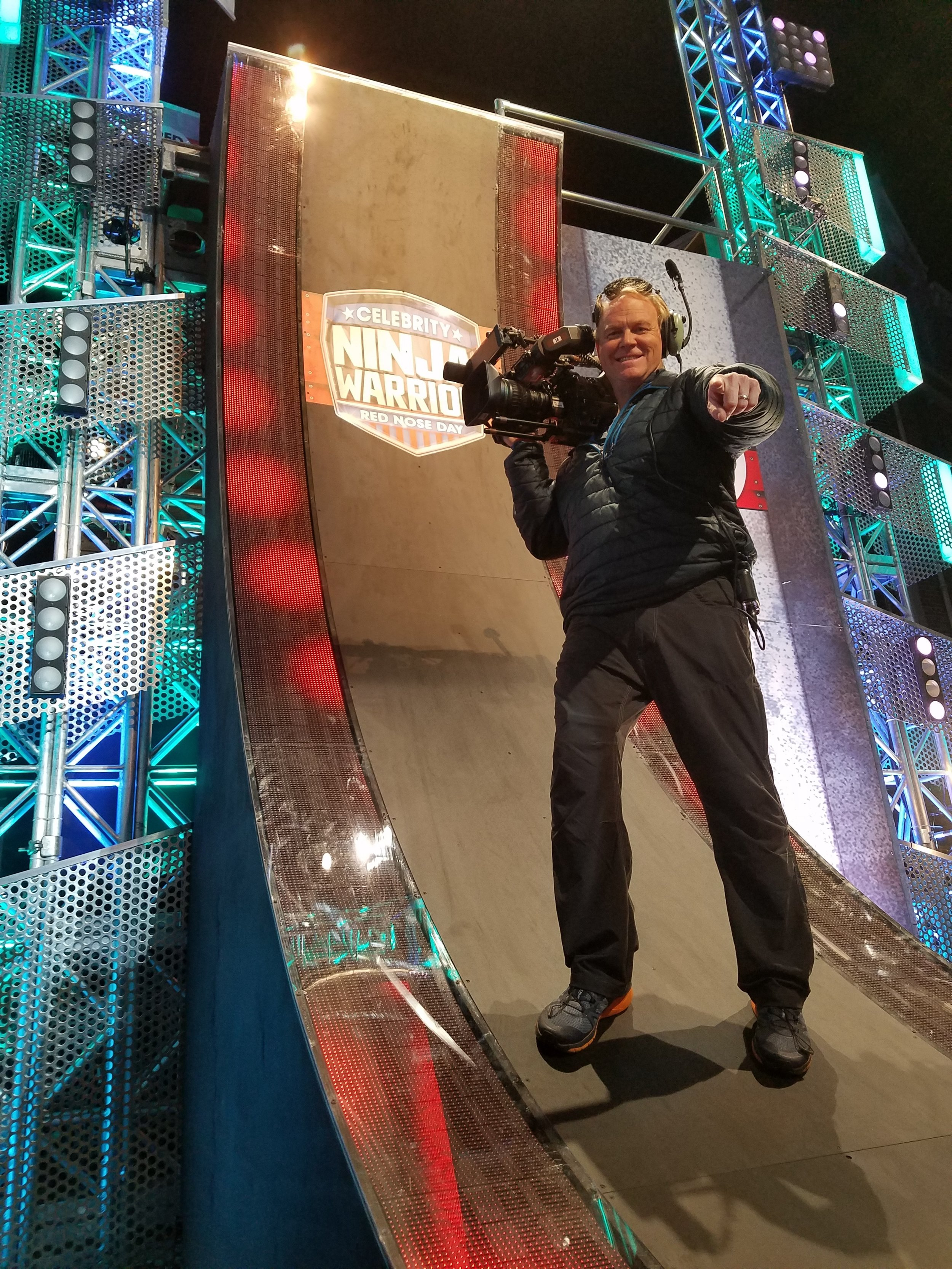 Timothy Baker American Ninja Warrior NBC
