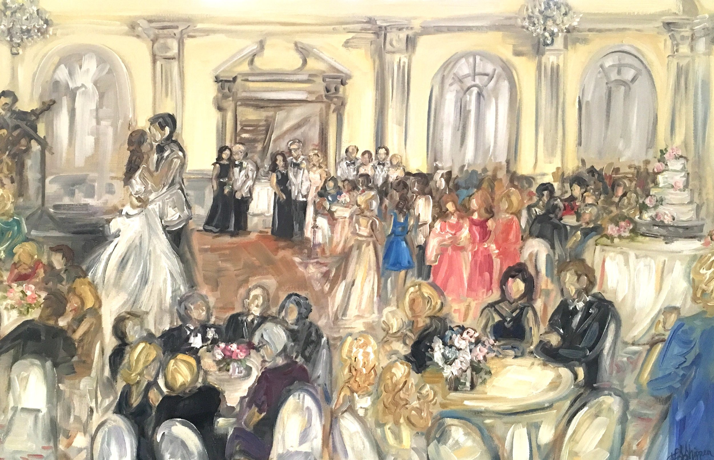 Abbie & Stephen's Wedding