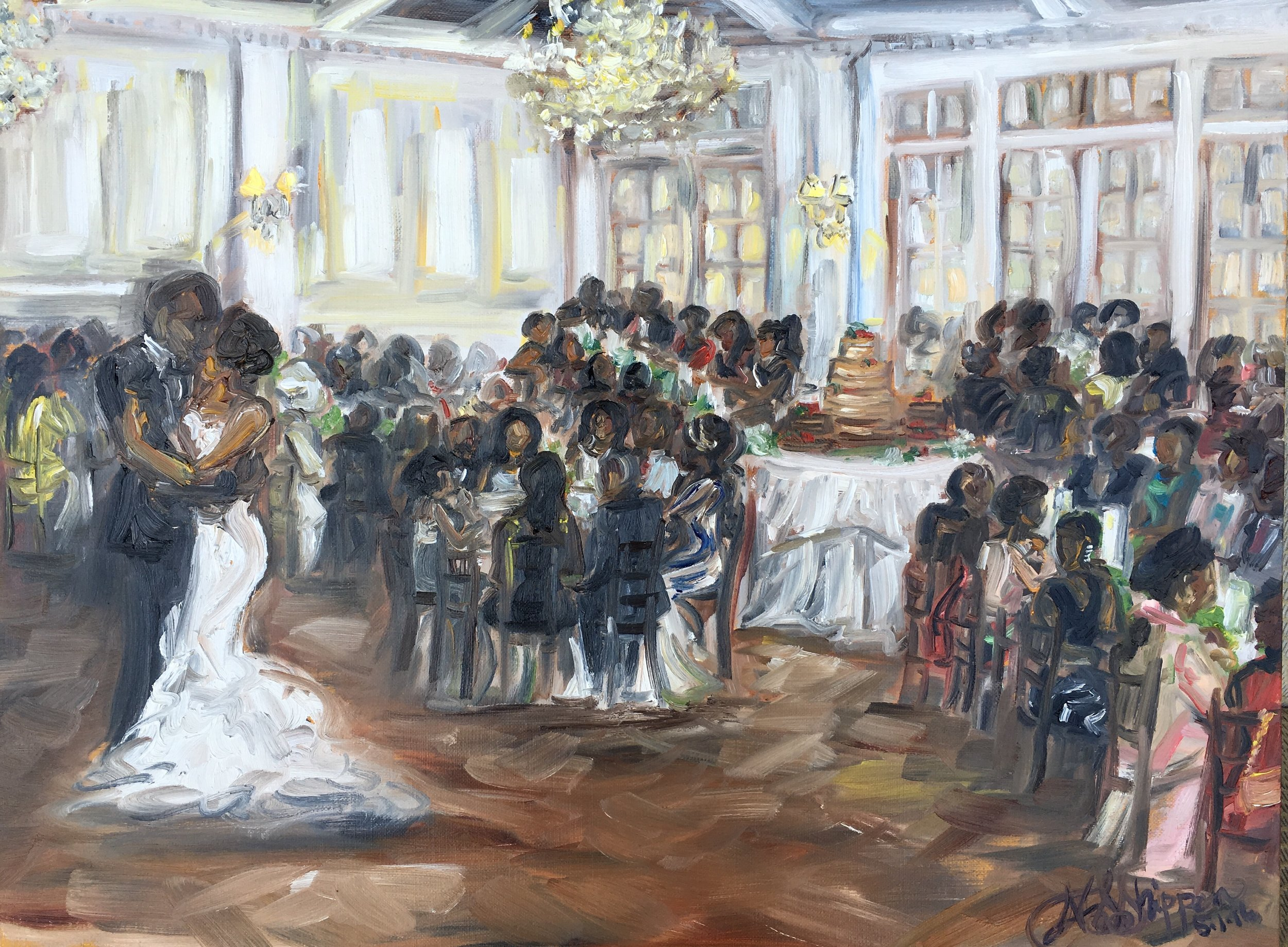 Muriel & Moe's Wedding