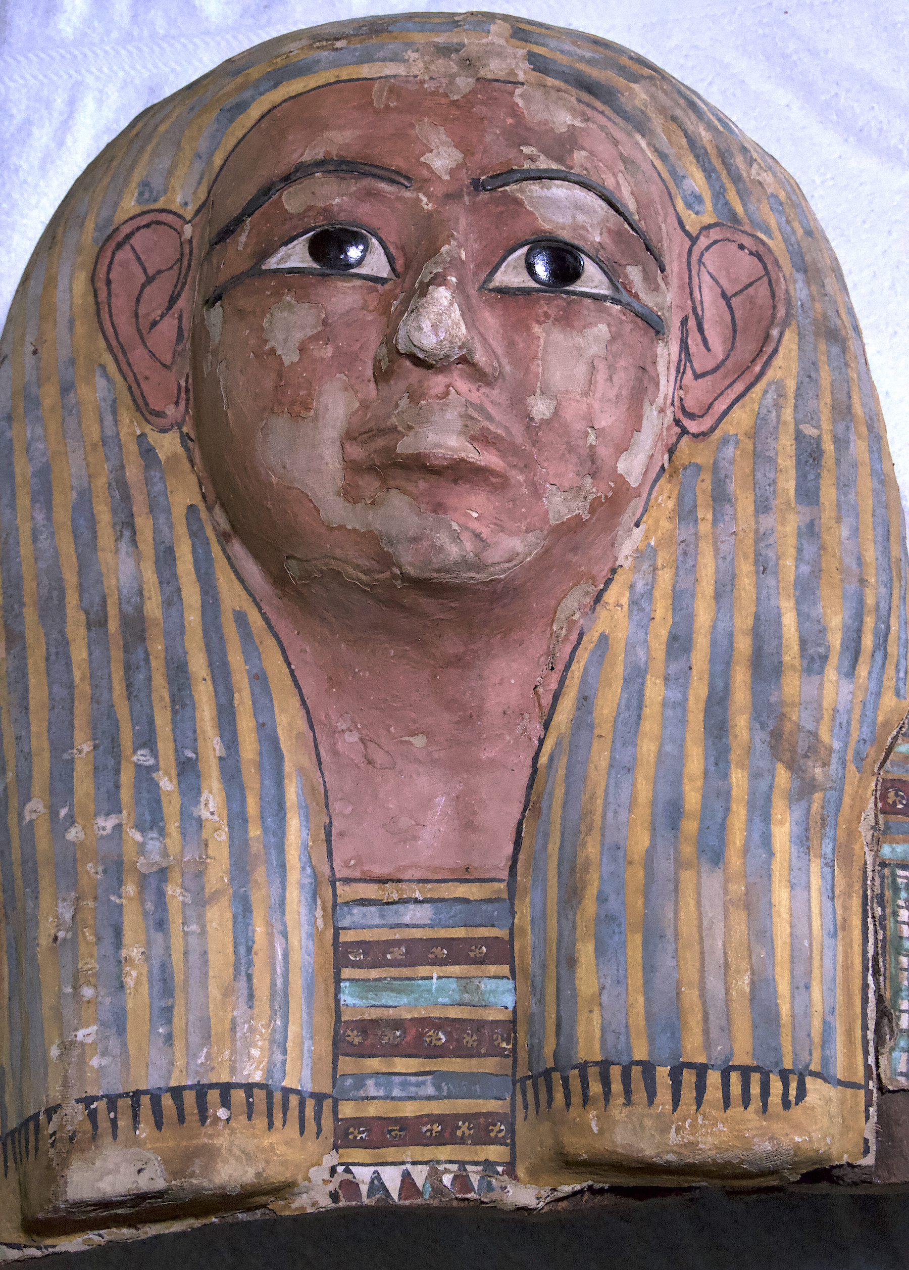 Egyptian Mask, private collection