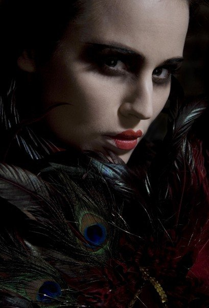Vesna Make-up and Hair by maya Goldenberg, photo by Riccardo Cellere.jpeg