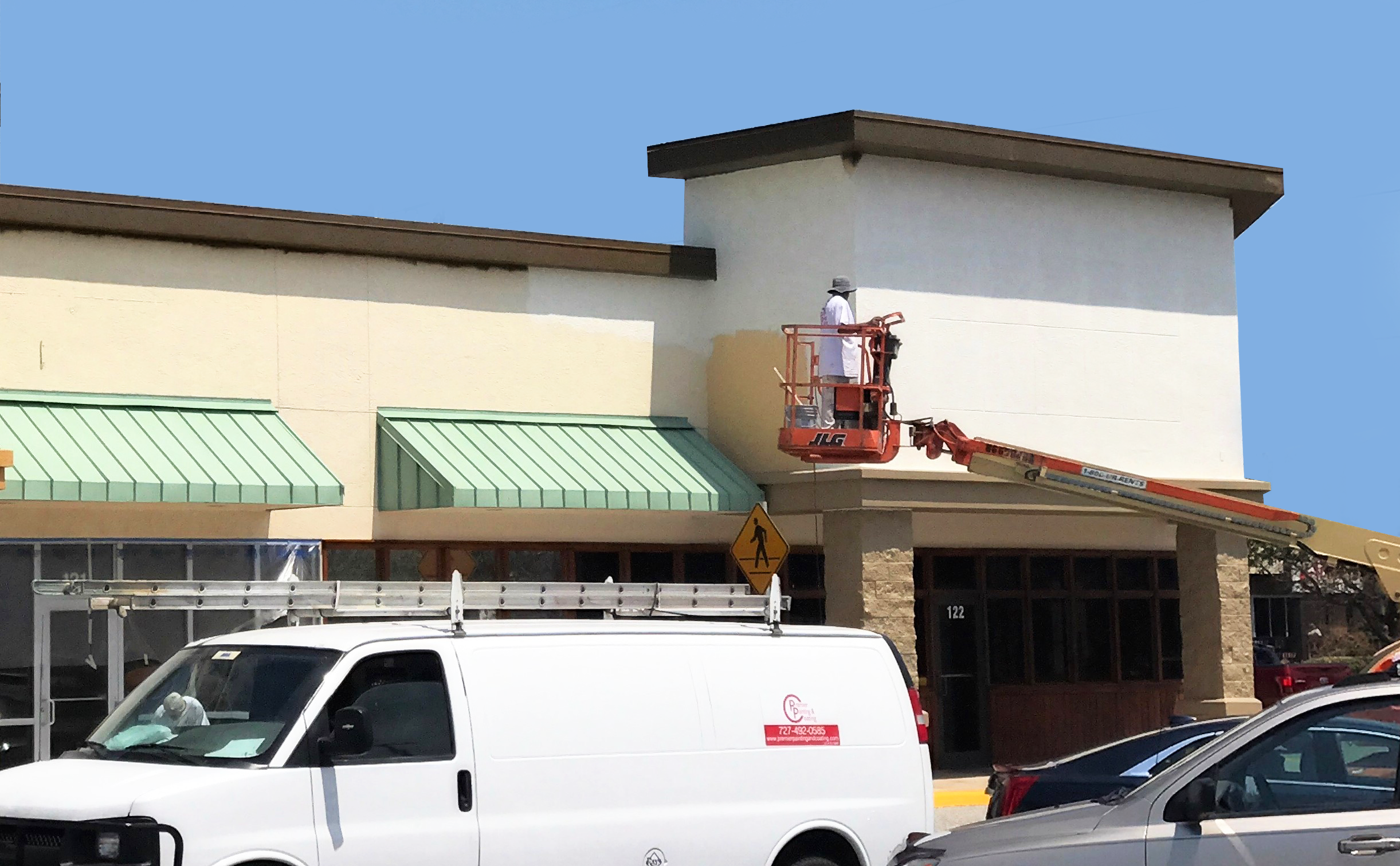 COMMERCIAL PAINTING CONTRACTOR TAMPA