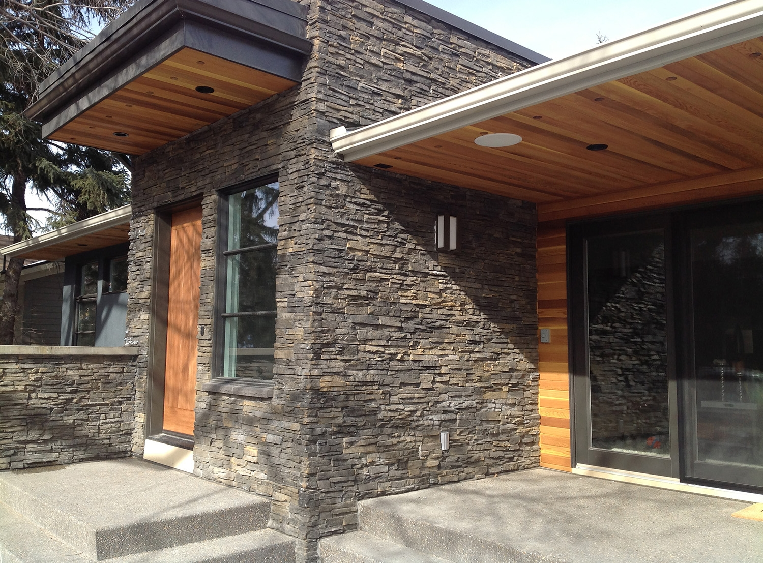 Home Addition in the Calgary Community of St. Andrew's Heights
