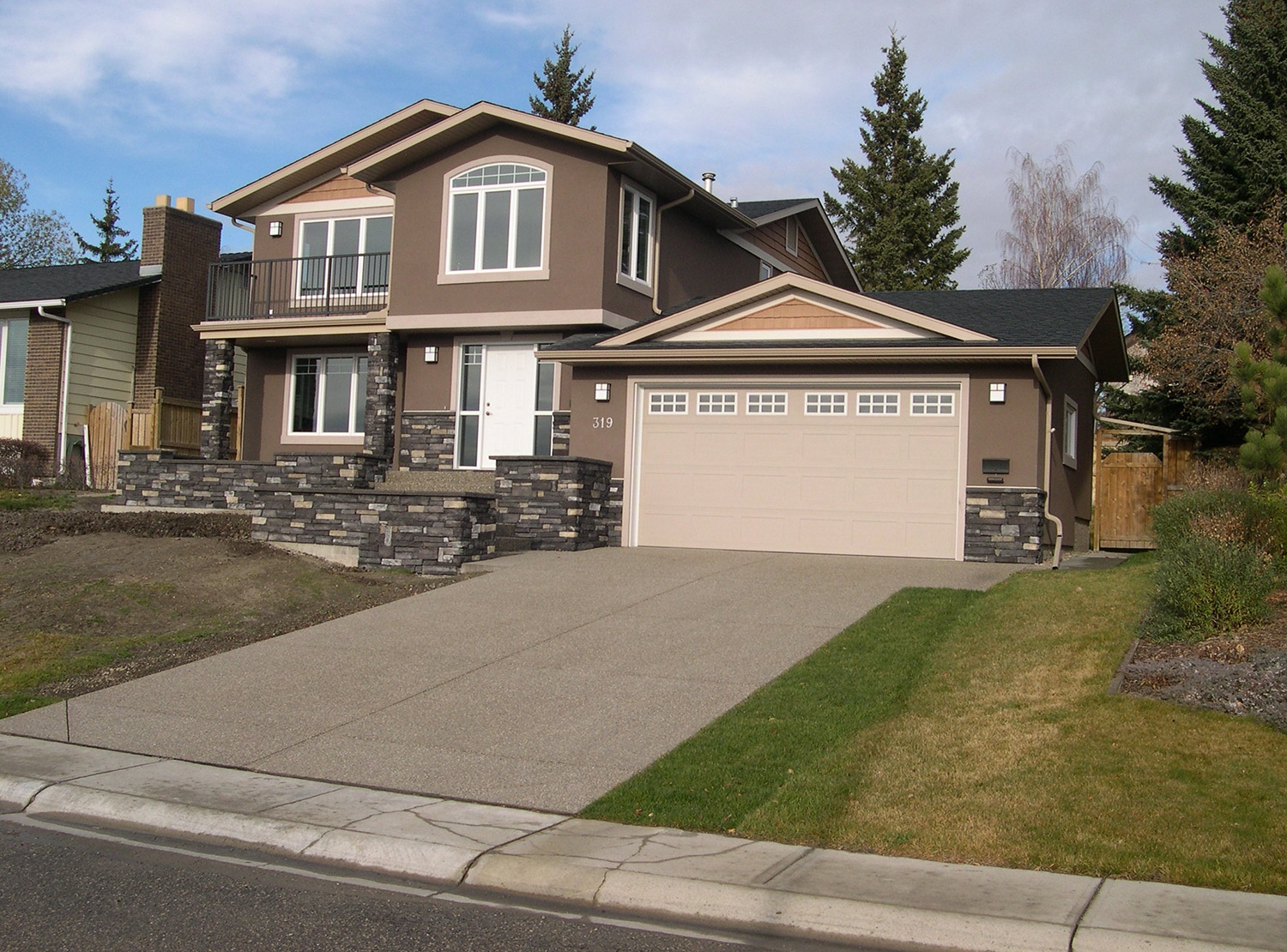 Home Addition in the Calgary Community of Silver Springs