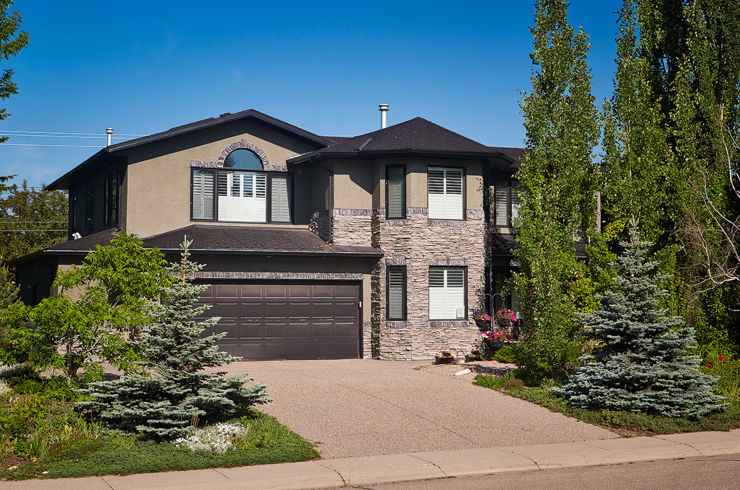 Home Addition in the Calgary Community of North Glenmore Park