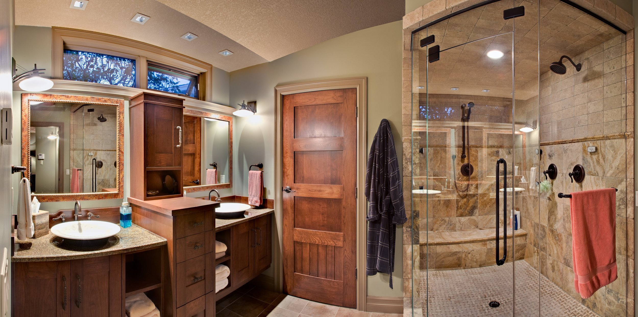 Bathroom Renovation in the Calgary community of North Glenmore Park