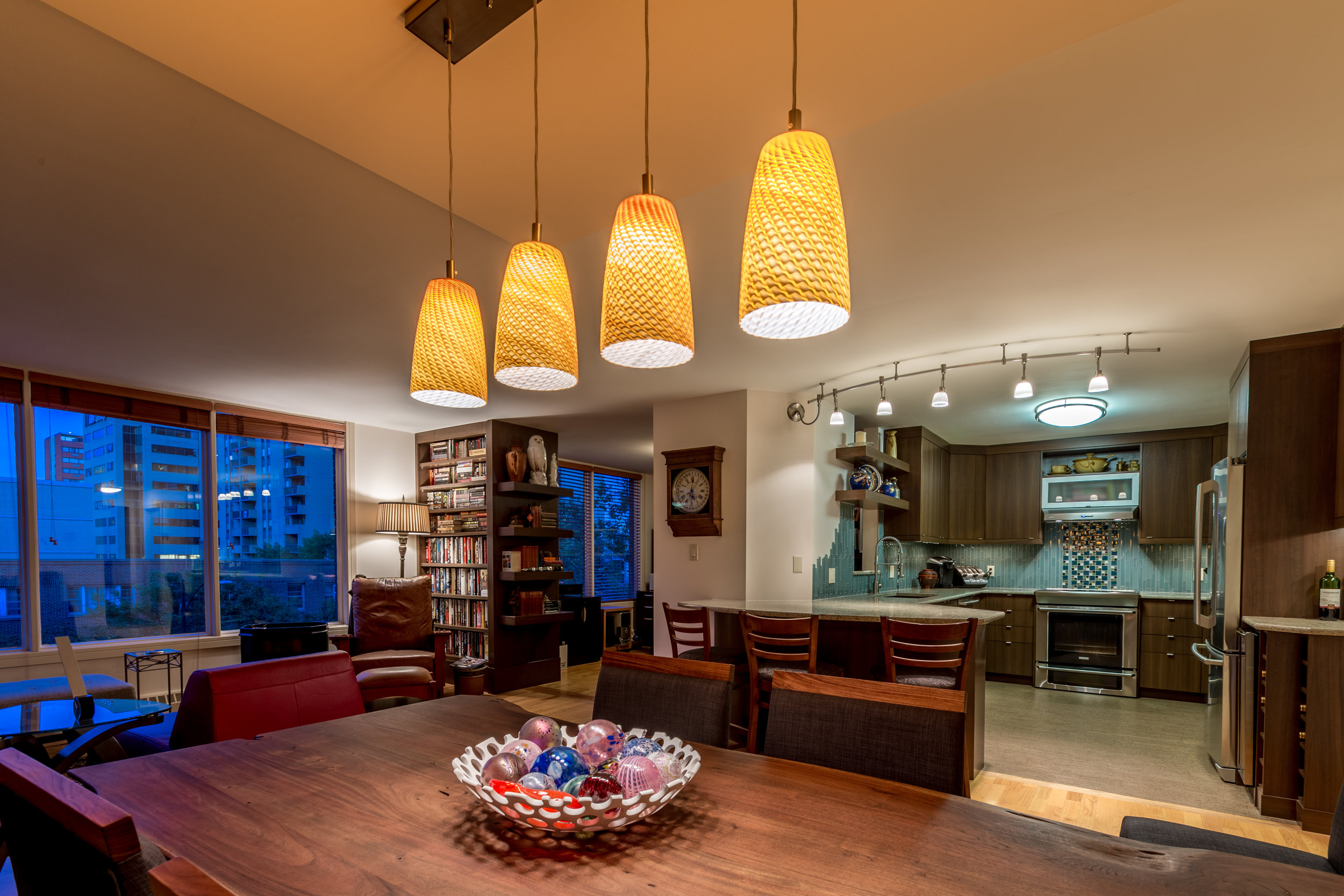Interior Renovation In The Calgary Community Of Connaught