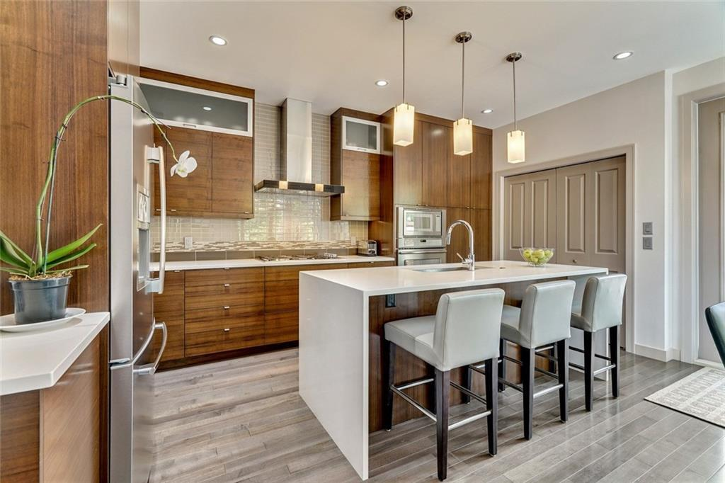 Kitchen Renovation in the Calgary Community of Altadore