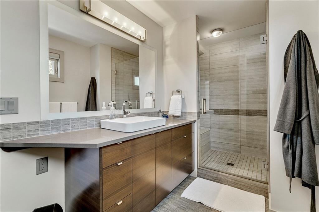 Bathroom Renovation in the Calgary Community of Altadore