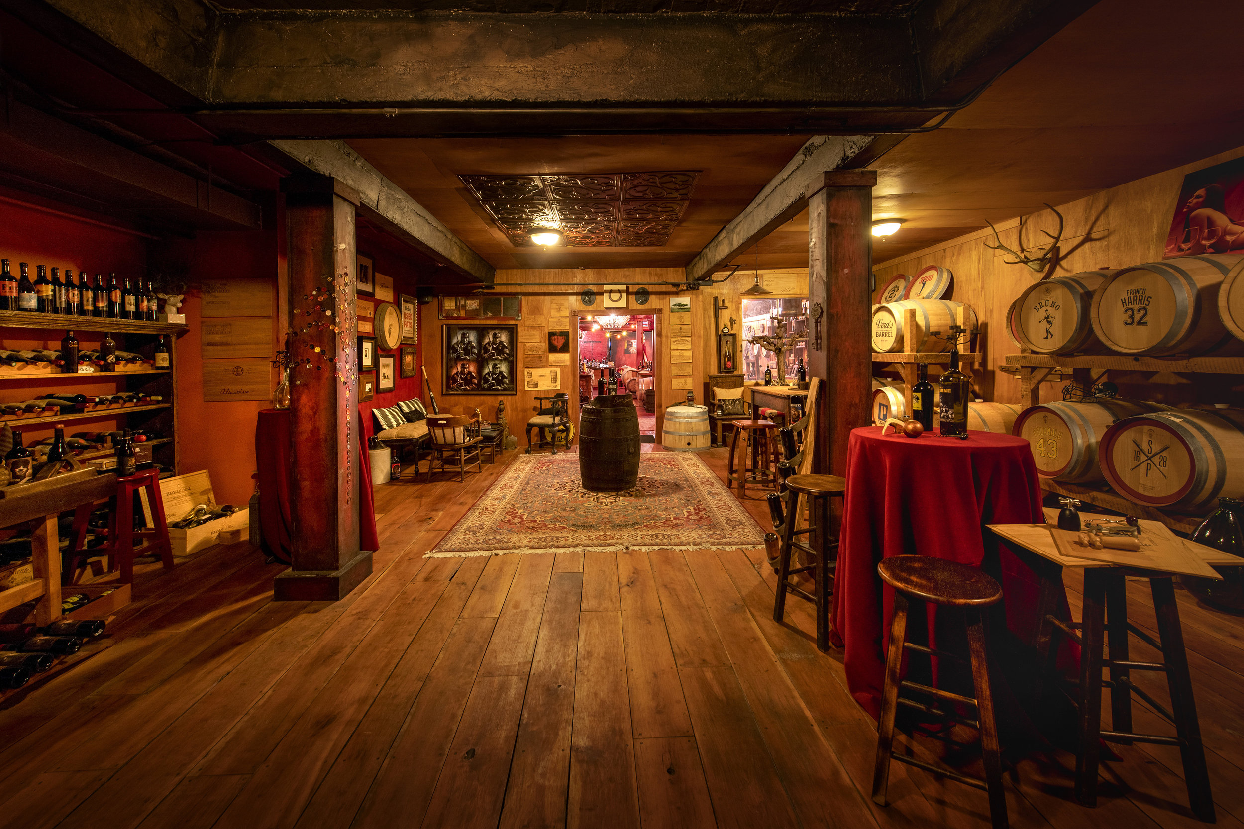 Wine Cellar -