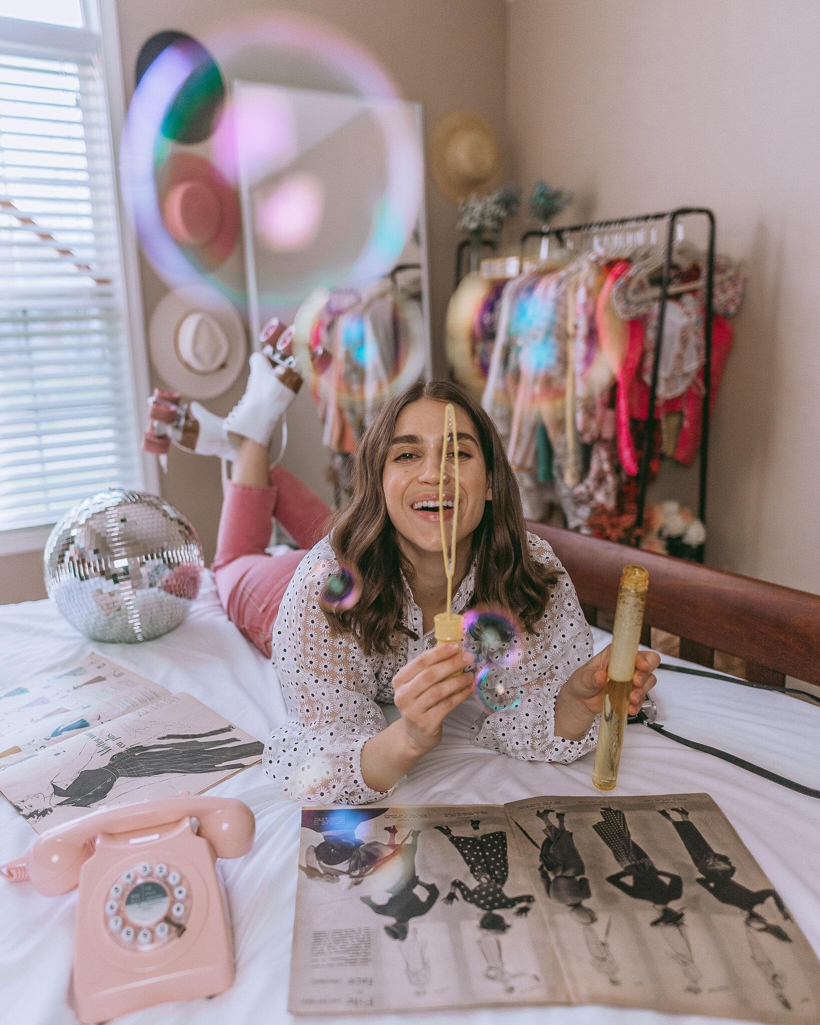 8 Creative Indoor Photoshoot Ideas Kasey Jo Gerst