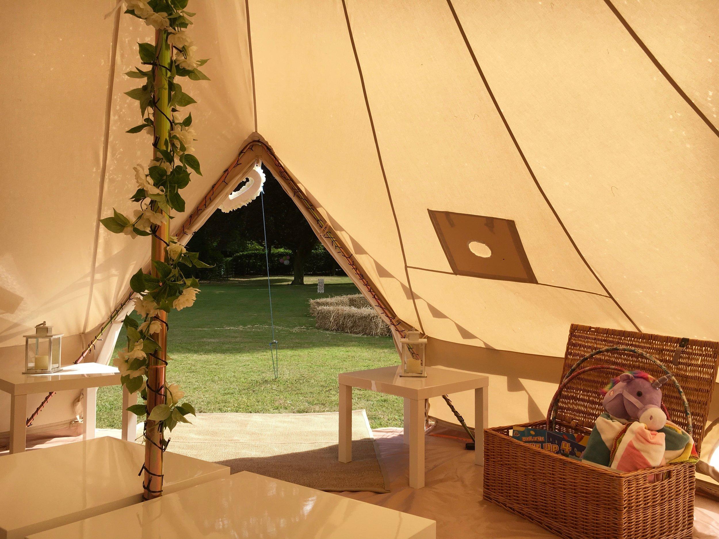 Wedding Play Tents -