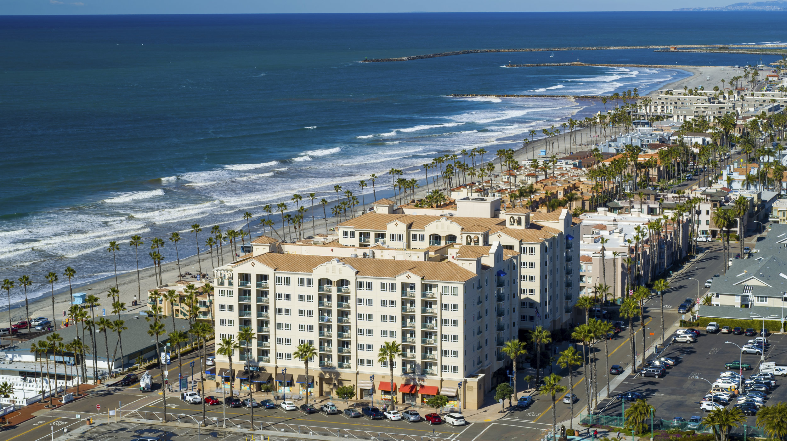 Oceanside - Beach paradise never looked so good!
