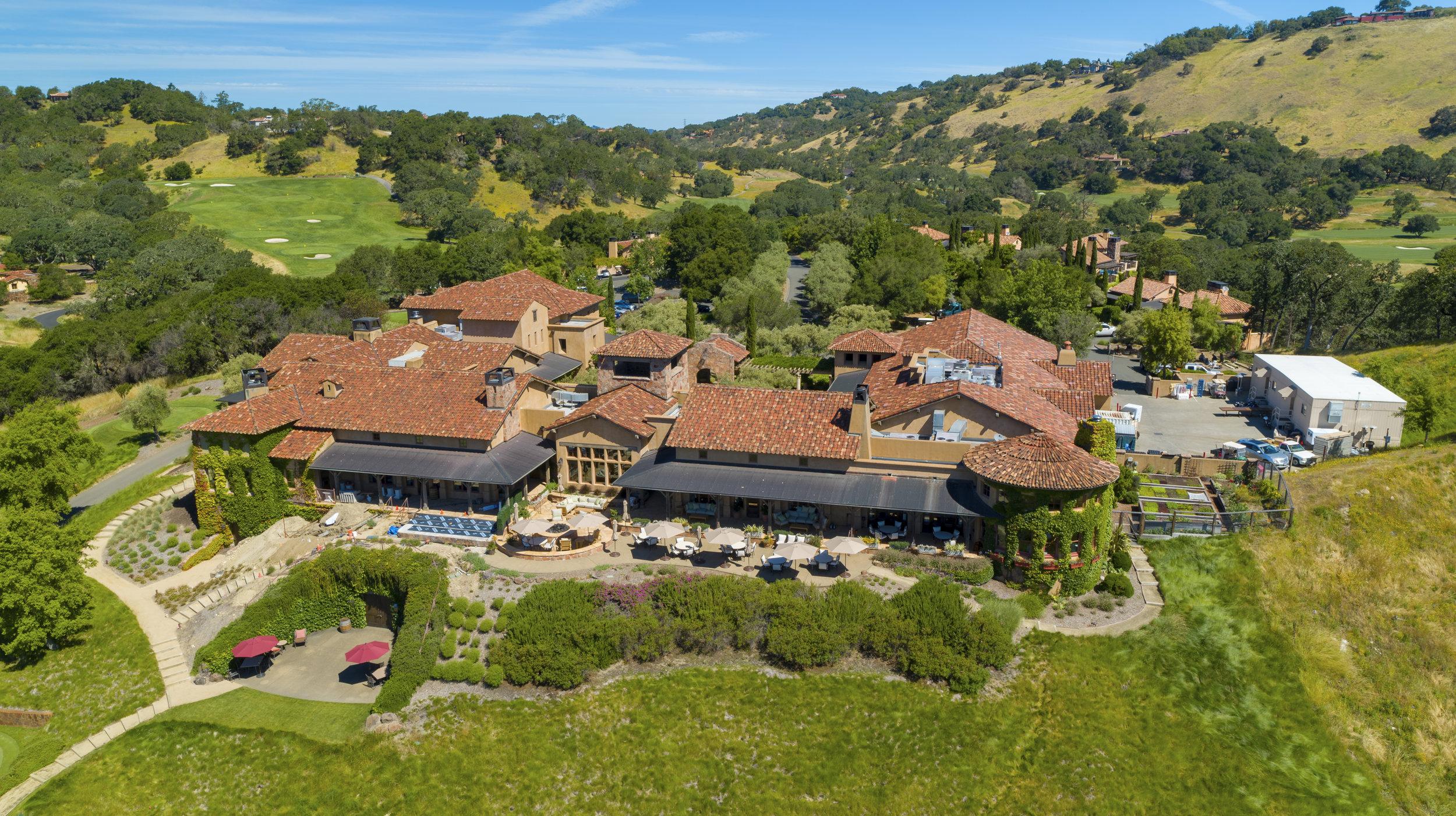 Mayacama Golf and Country Club, Sonoma County