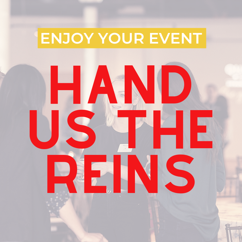 Wipe the stress sweat of planning off your brow, because your only job will be to have fun. - Let Queen City Destination be your meeting & event guide. We'll handle it all, from transportation to location to accommodation to dining to A/V needs and everything in between.