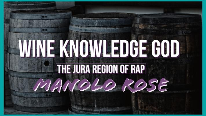 Wine & Hip Hop Episode 9 Manolo Rose