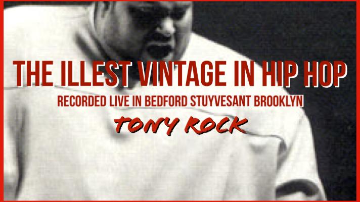 Wine & HIp Hop Episode 7 Tony Rock