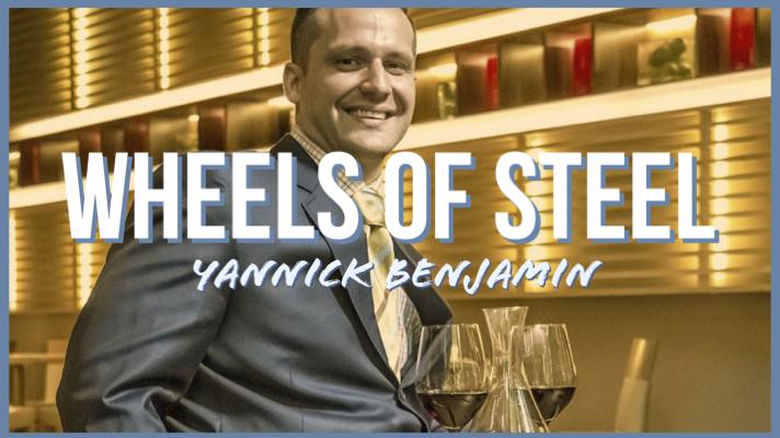 Yannick Benjamin Wine & Hip Hop Episode 12