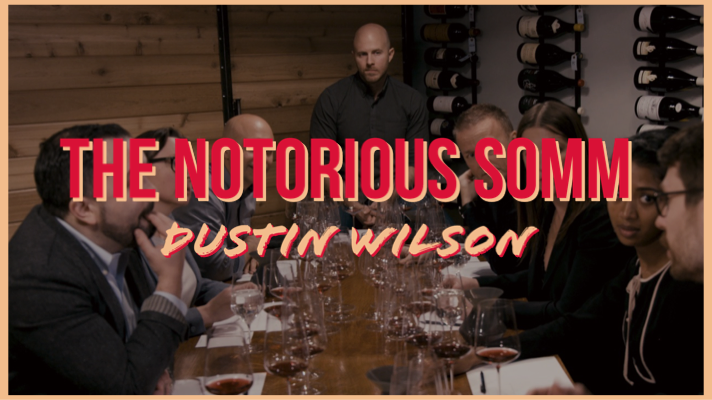 Wine and hip hop Notorious Somm Dustin Wilson episode page