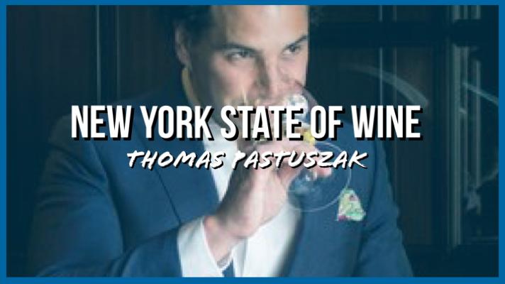 Episode 15: New York State of Wine Featuring Thomas Pastuszak photo