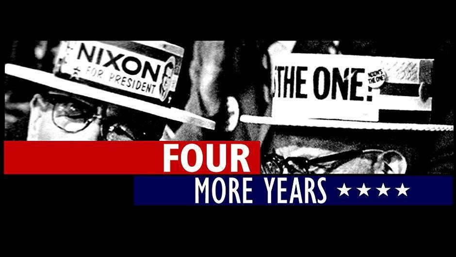 TV TV ' s  Four More Years  (1972). Courtesy of Media Burn .