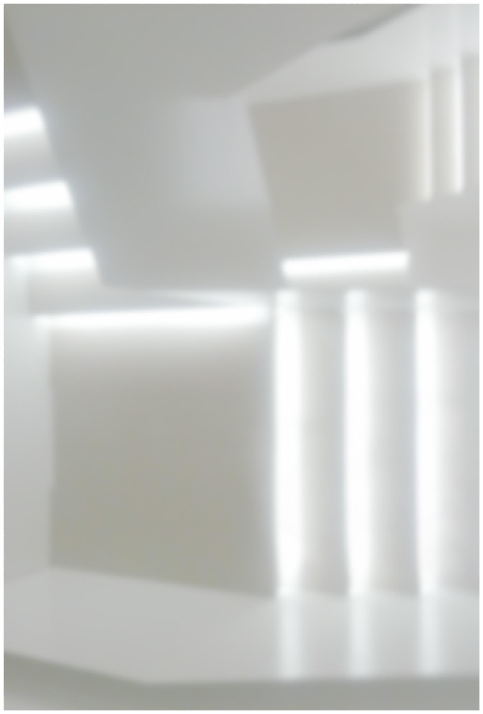 Eva Schlegel,  Untitled 217,  2015, Print on Hahnemuhle Butten, 79 1/2 x 53 3/4 inches (202 x 136.6 cm)