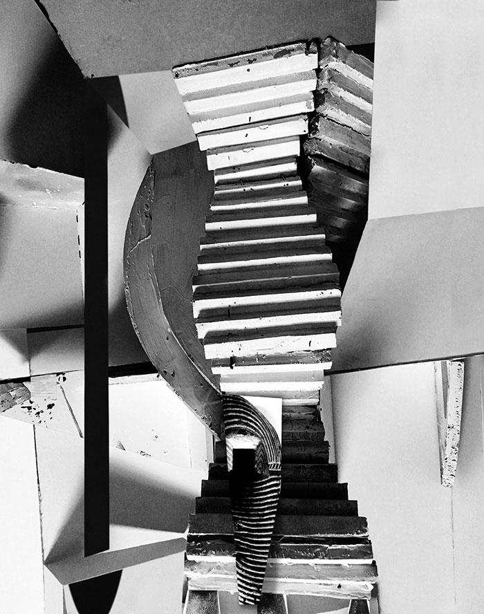 Yamini Nayar,  Untitled (Caryatid),  2016, Lightjet print, 14 x 11 inches (35.6 x 27.9 cm), Edition of 5 +2 AP