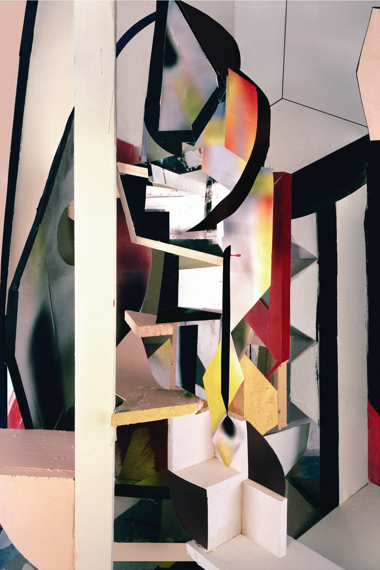 Yamini Nayar , Come to Rest,  2018, Lightjet print, 40 x 60 inches (101.6 x 125.4 cm), Edition of 5 + 2AP