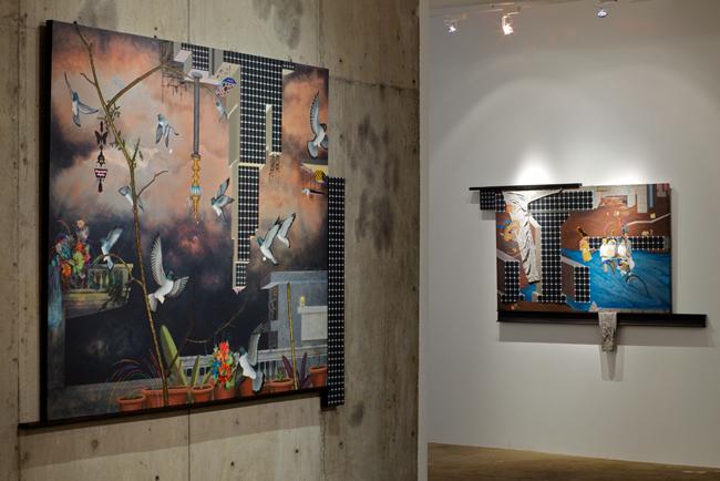 Jagannath Panda: Cults of Serendipity , installation view, Gallery Wendi Norris, San Francisco, CA, May 3 — June 30, 2012